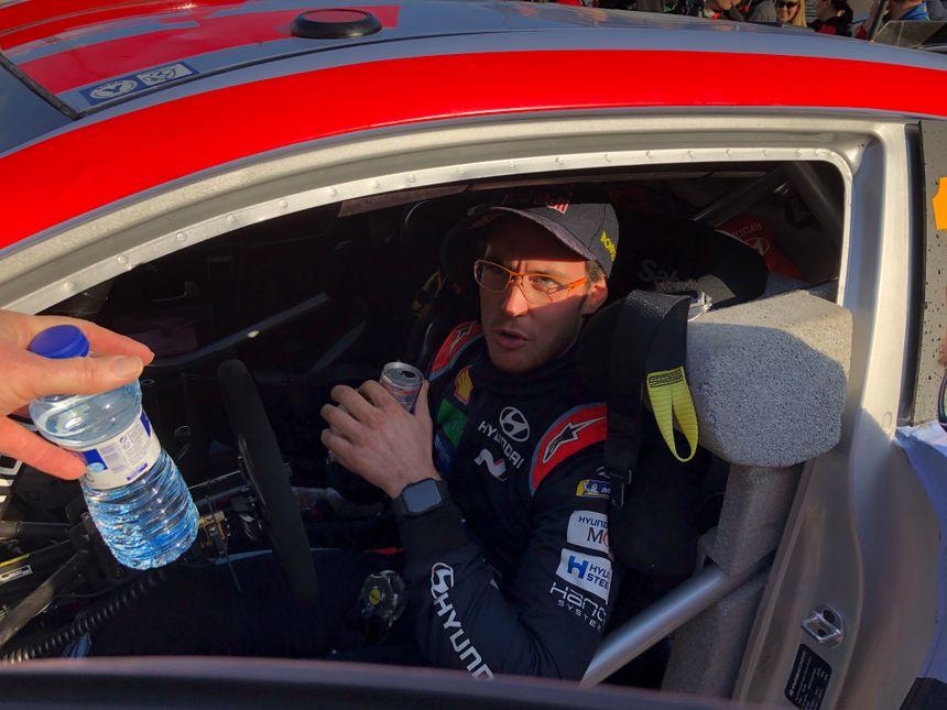 Le Belge Thierry Neuville remporte son 1er Monte Carlo au volant de la Hyundai