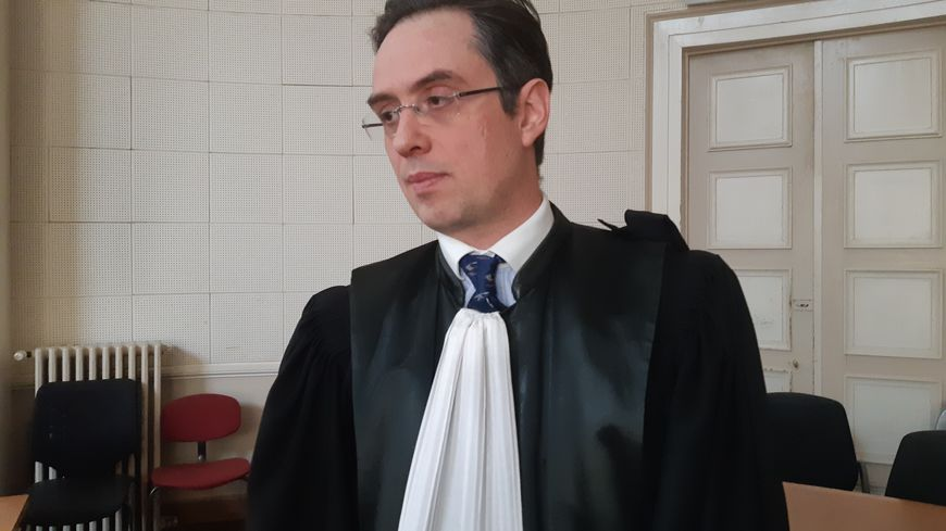 Matthieu Duclos, président du tribunal judiciaire de Niort