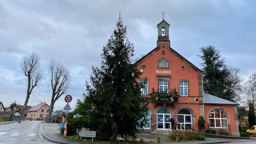 Rossfeld, la mairie