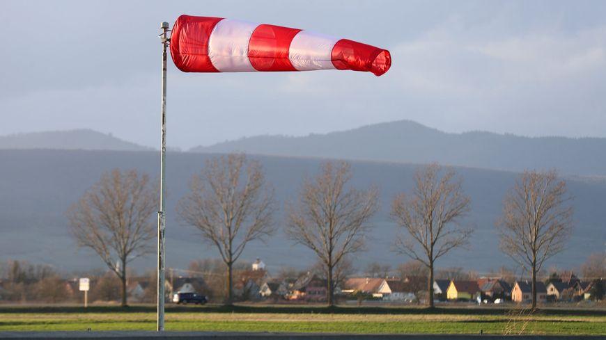 Des fortes rafales de vent soufflent sur les sommets alsaciens.