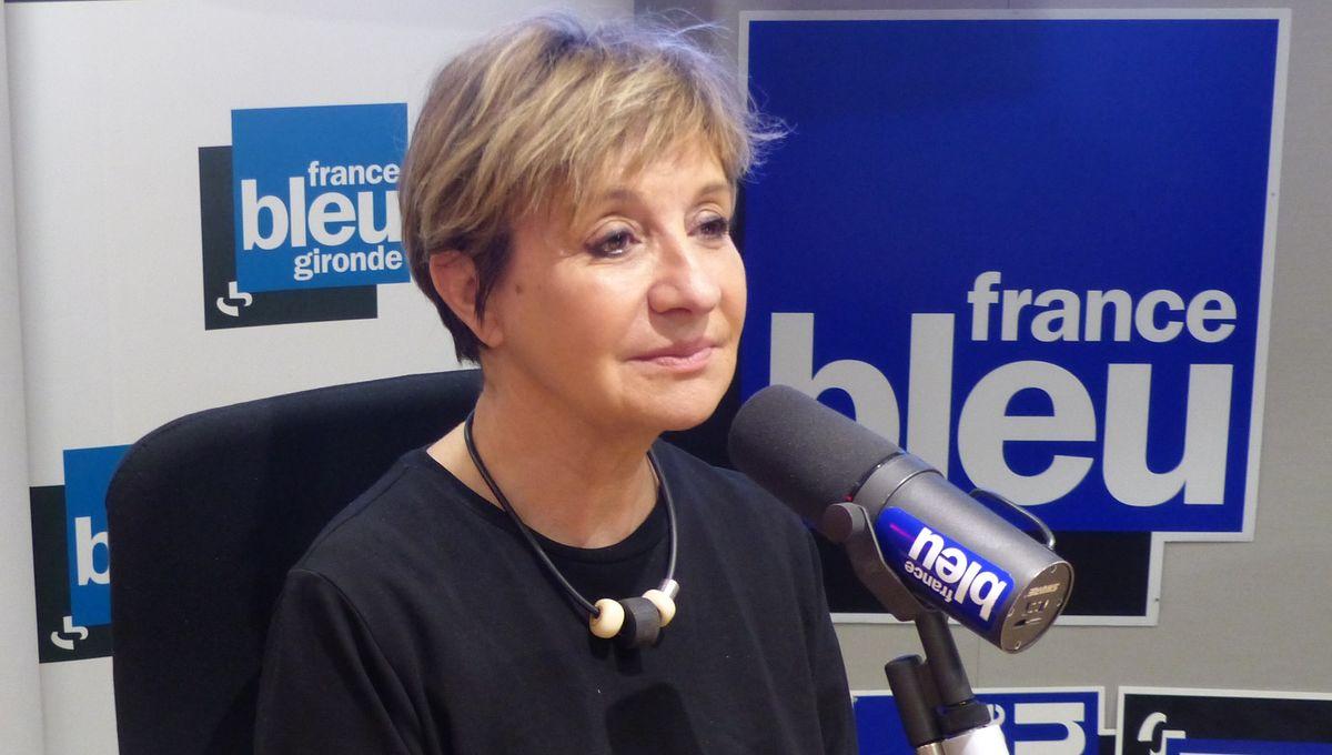 Pascale Got, conseillère départementale de la Gironde, présidente de Gironde Tourisme invitée de France Bleu Gironde