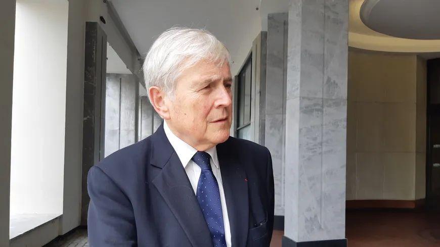 """Michel Veunac, actuel maire de Biarritz, ne bénéficie pas de """"prime au sortant"""" selon cette enquête."""