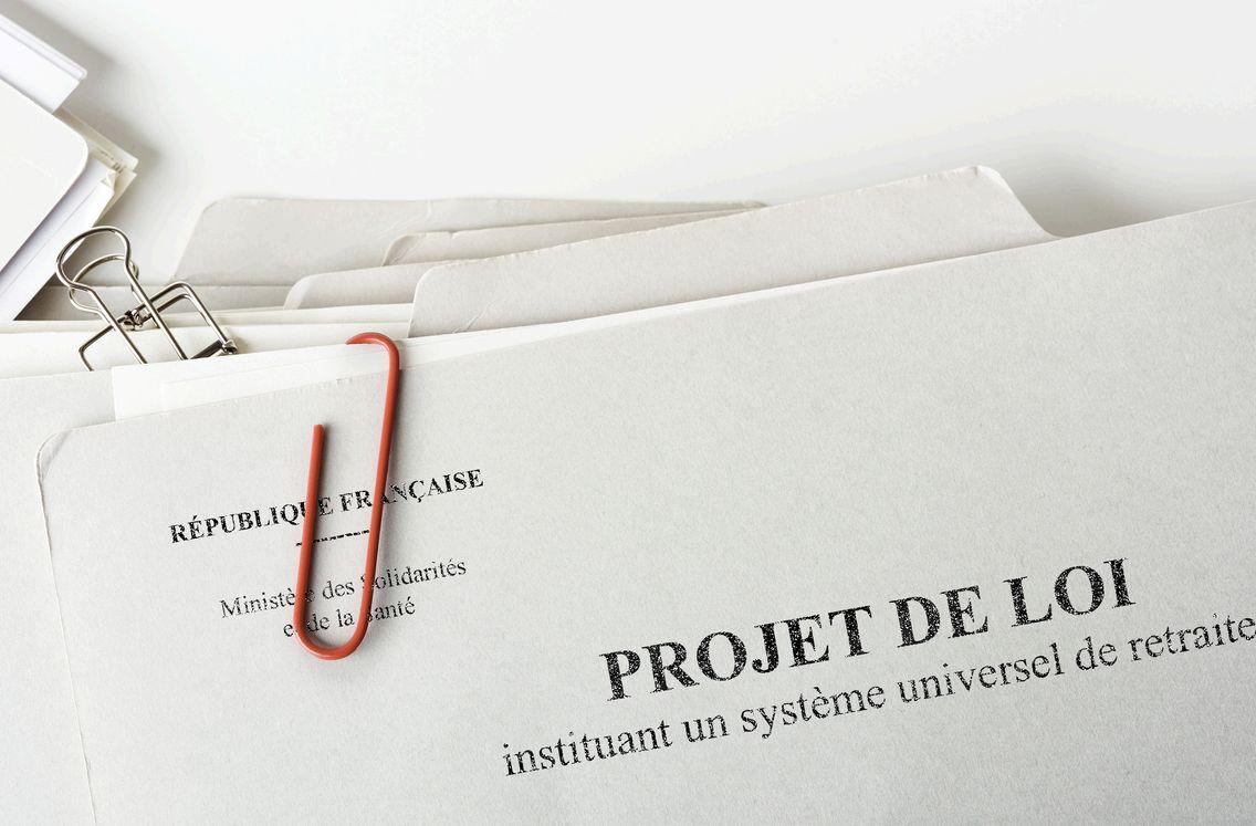 Les projets de loi sur la création du système de retraite universel vont être présentés au Conseil des ministres vendredi.