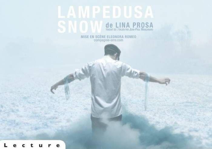 """Lampedusa Snow"""
