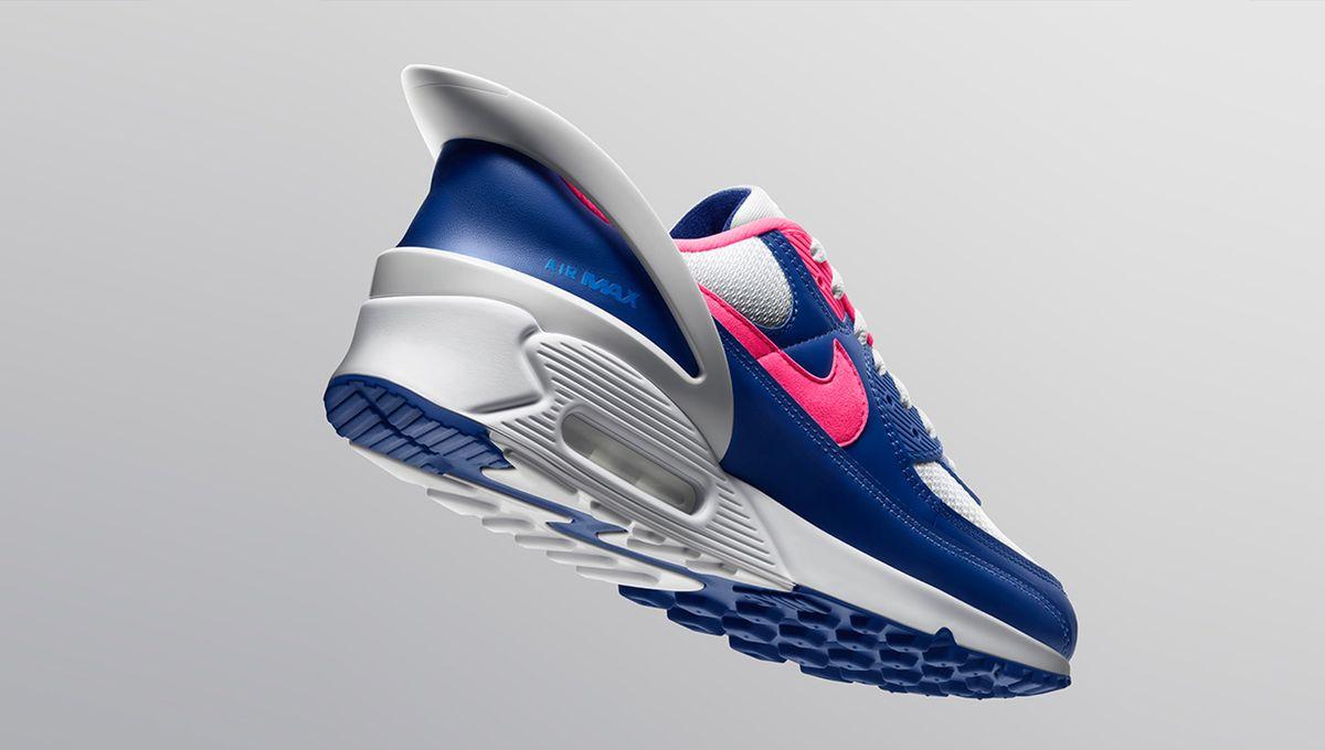 air max 22 bleu