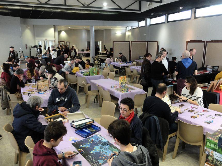 Plus de 600 personnes ont participé au festival