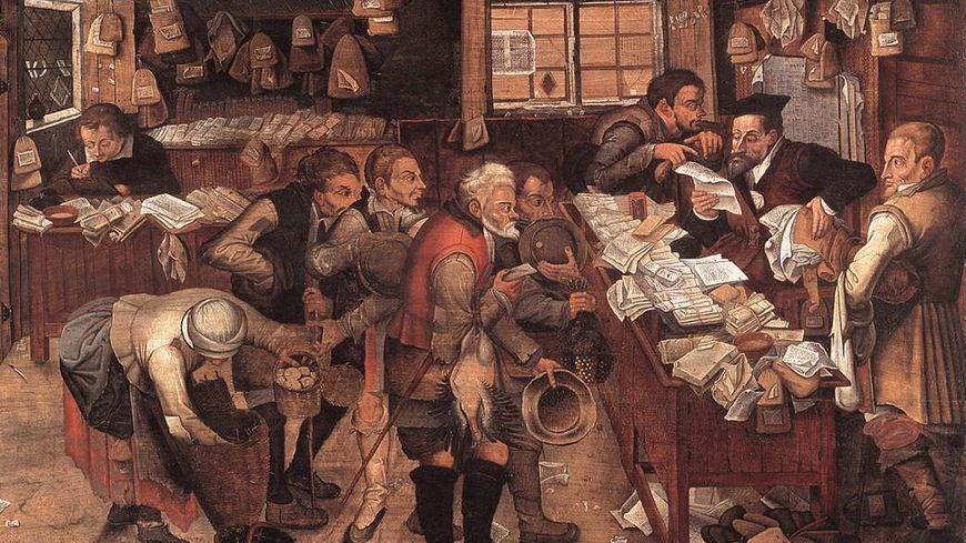 L'Avocat des paysans - Pierre Bruegel le Jeune - (1564 - 1636)