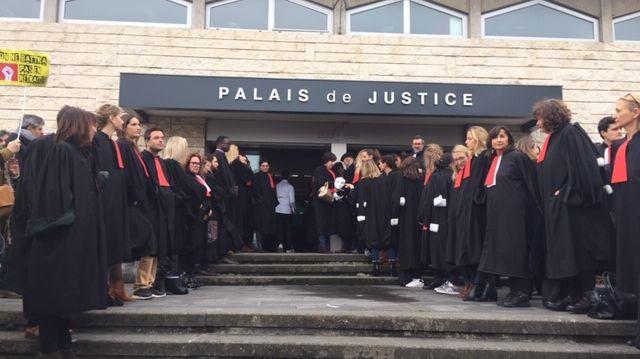 Les avocats de Bayonne toujours opposés à la reforme de leur régime autonome