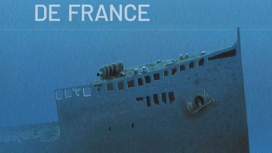Plongées sur les épaves de France / Editions Glénat