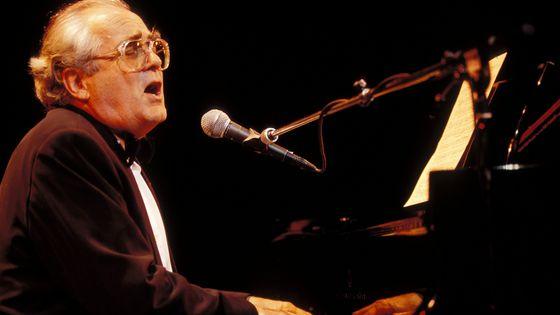Michel Legrand en 1994