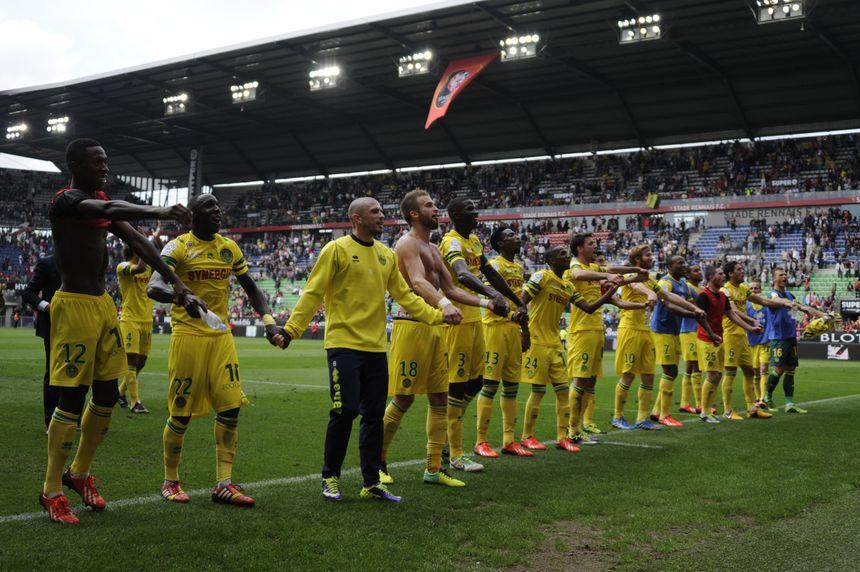 La dernière victoire du FC Nantes à Rennes remonte au 29 septembre 2013.