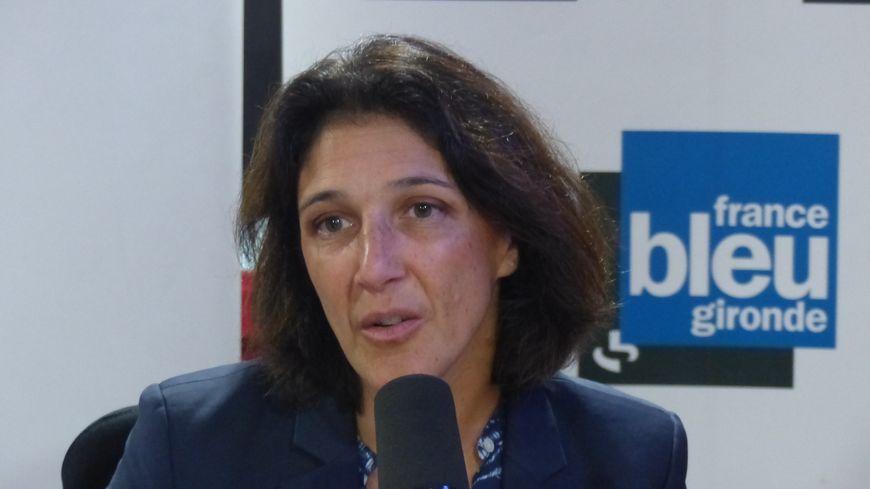 Catherine Fabre, députée LREM de Gironde