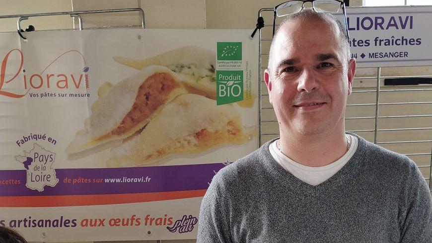Fabien Deuez, créateur de Lioravi