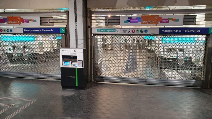 La grève se poursuit à la RATP
