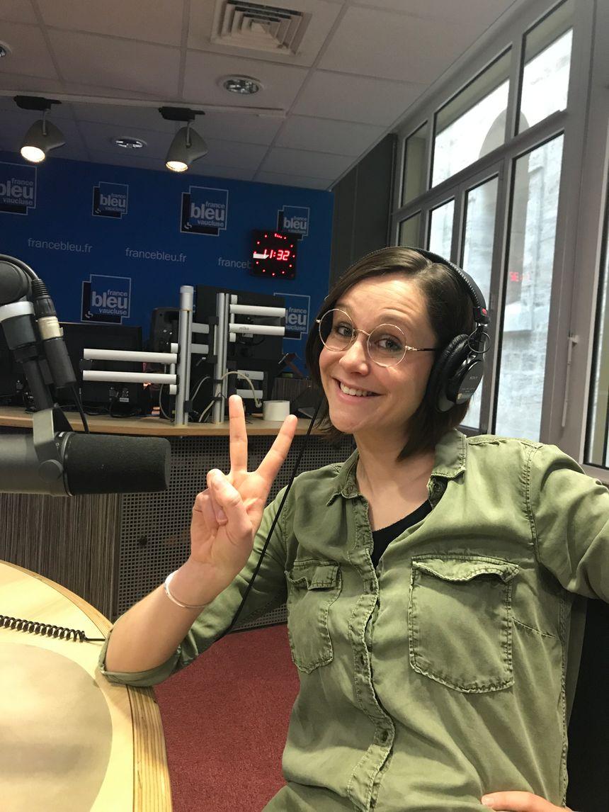 Blandine RAMBAUD, directrice du stage Prouvençau Lengo Vivo.