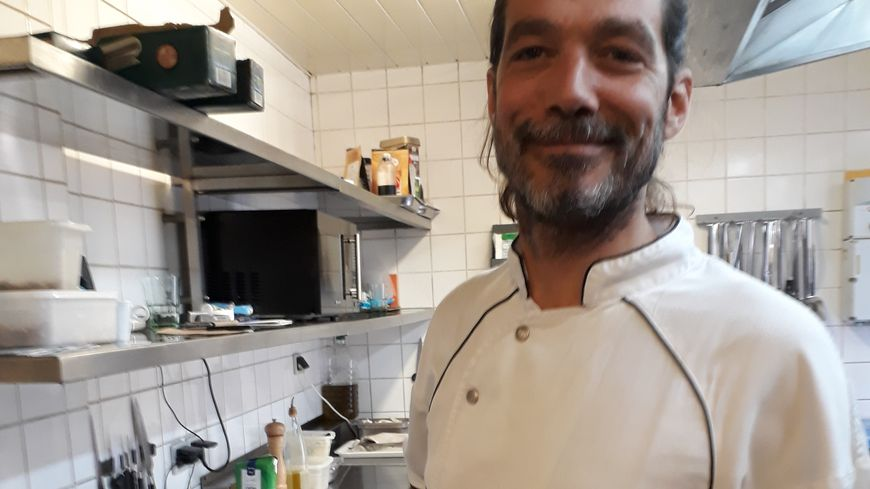 Jérôme Rousseau La Table du Marais Amiens