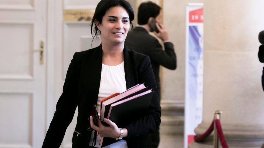 """La candidate soutenue par la majorité présidentielle Sonia Krimi dénonce """"un manque de loyauté"""" du chef de file local UDI Nicolas Calluaud"""