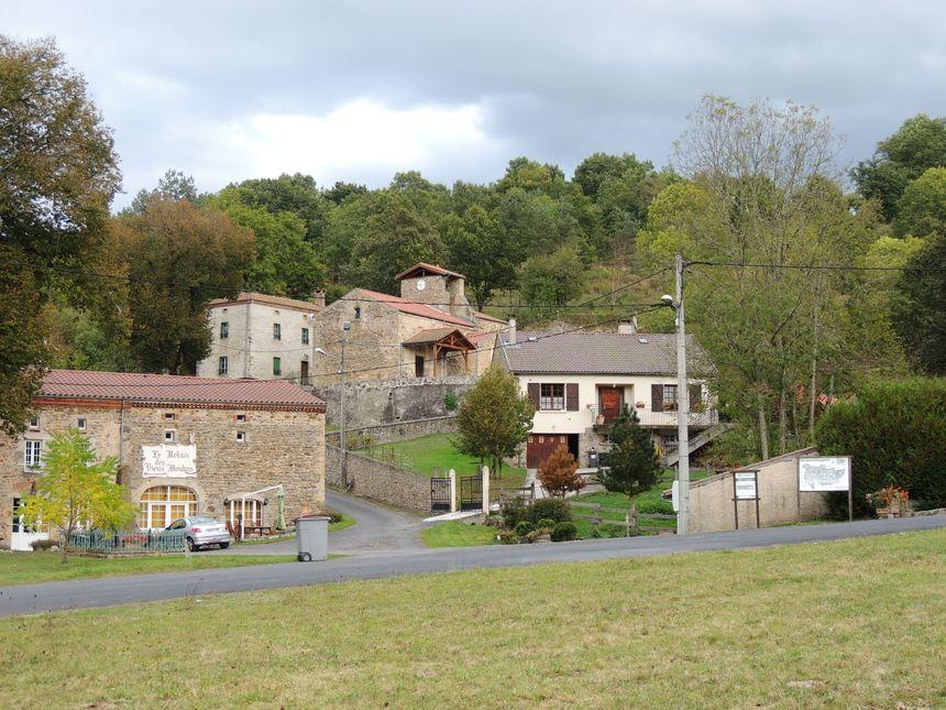 Valz-sous-Châteauneuf dans le Puy de Dôme