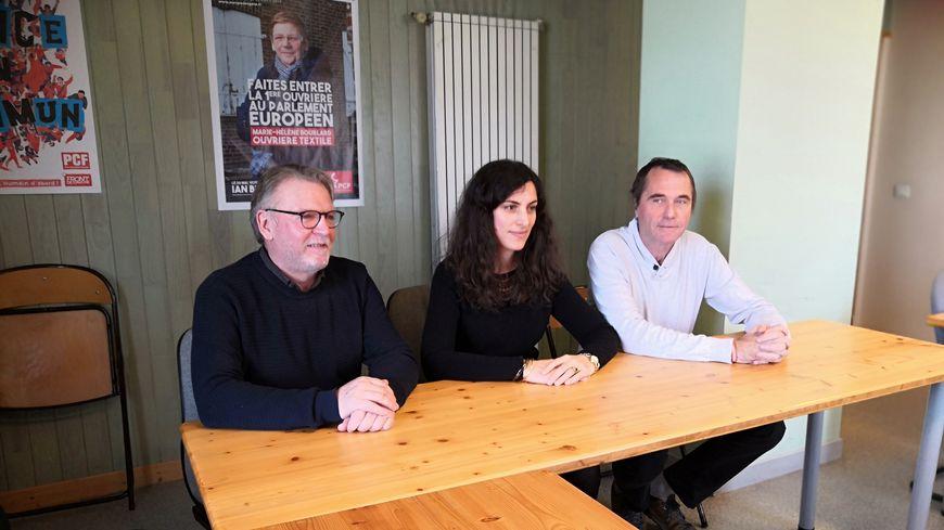 """Les représentants de """"Grand Chmabéry Solidaire"""" ont officialisé le départ de leurs membres de la liste """"Chambé citoyenne"""""""