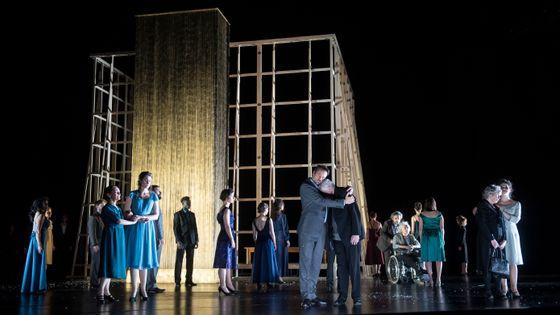 L'Enlèvement au sérail de Mozart revisité au Grand Théâtre de Genève