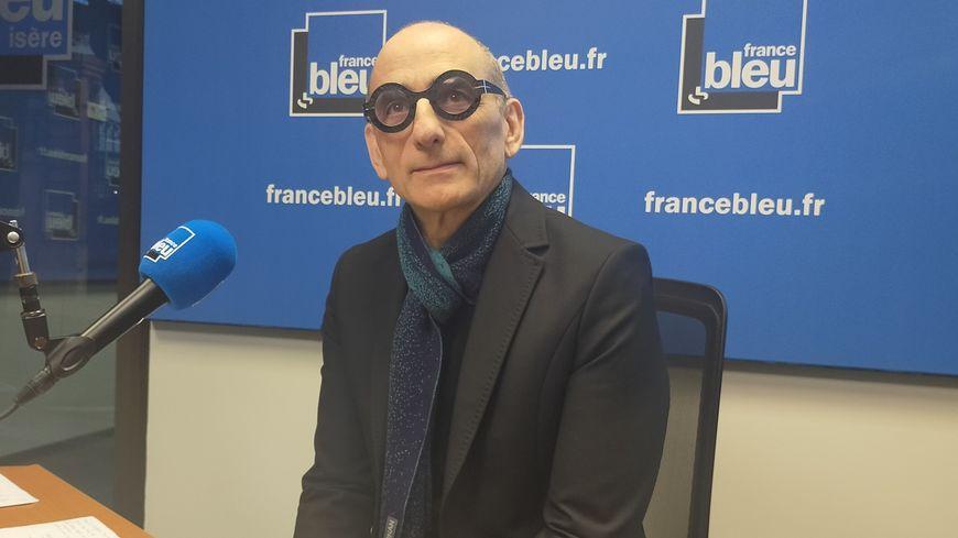 Le docteur Nicolas Albin, cancérologue au Groupe Mutualiste Hospitalier à Grenoble.