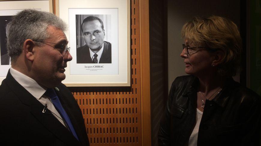 Claude Chirac a dévoilé la photo de son père aux côtés de Pascal Coste
