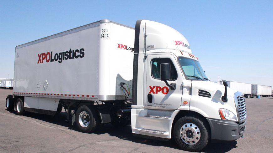 L'entreprise XPO Logistics - illustration