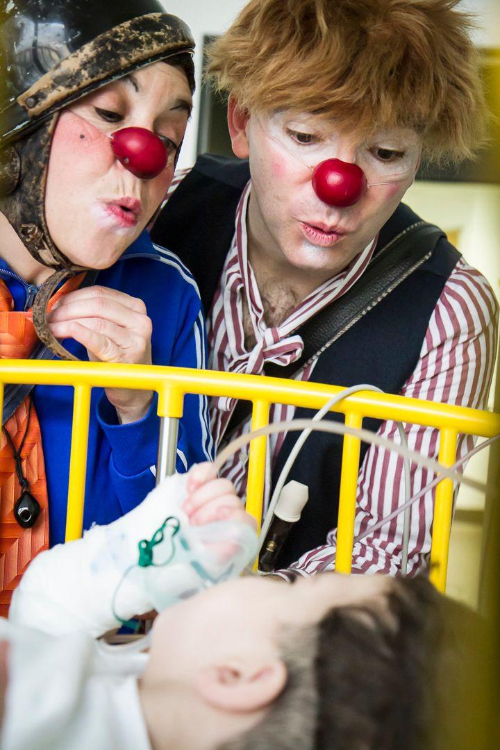 Instantanez clowns 4
