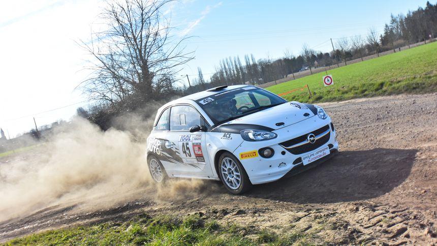 Le Rallye des Routes du Nord