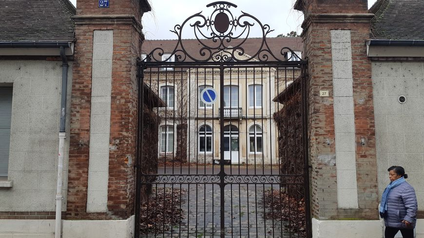 L'hôtel particulier du XVIIIe siècle, rue Joséphine,  accueillera différents services de l'État à partir de septembre