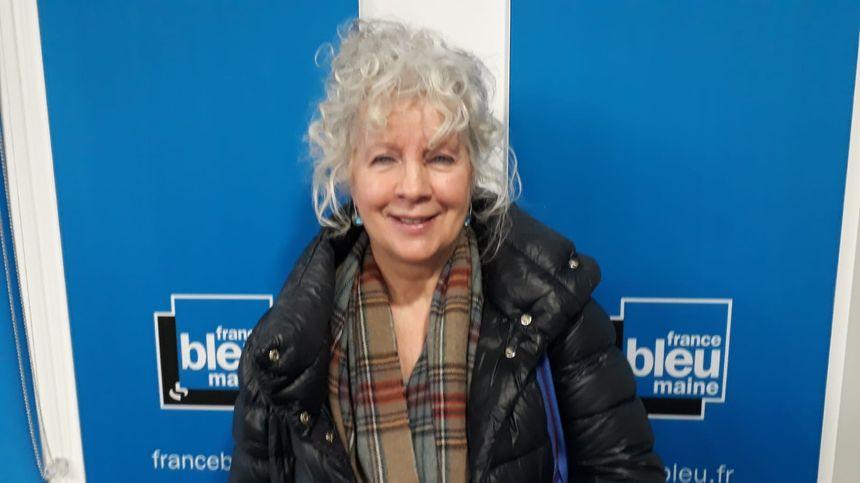 Aileen Sharpe est Ecossaise. Elle vit au Mans depuis 15 ans et a voté contre le Brexit