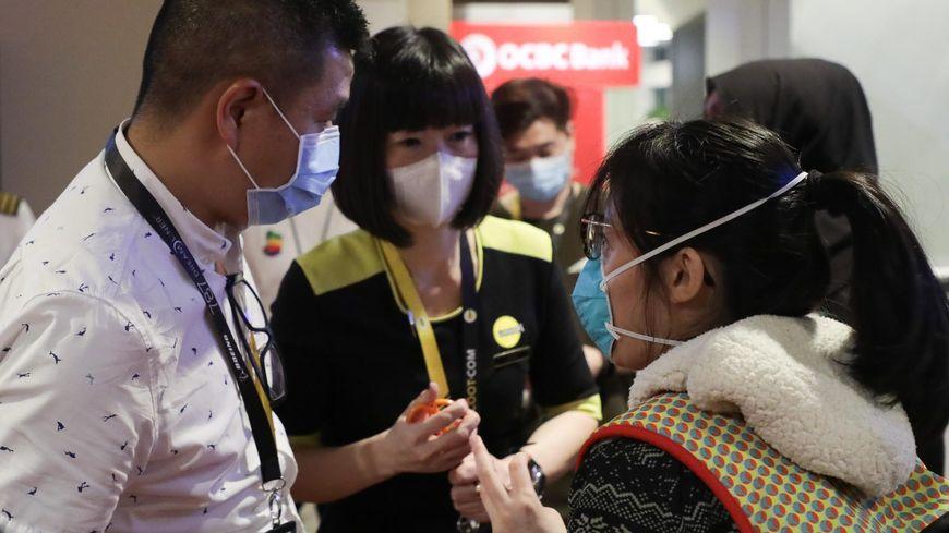 Les 300 étudiants chinois de Tours sont en contact permanent avec leur famille