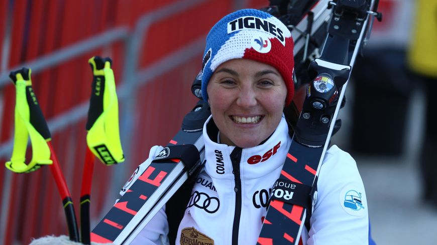 La Stéphanoise fait son retour à la compétition cette semaine en Bulgarie.