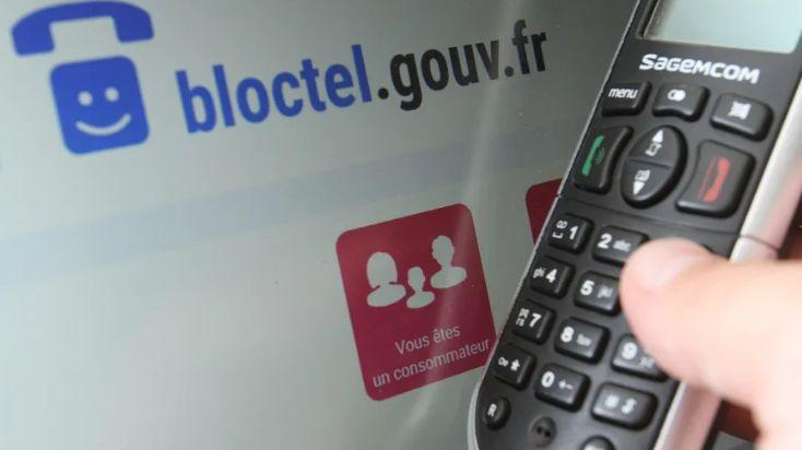 Il est possible de s'inscrire sur la liste Bloctel pour éviter le démarchage abusif.