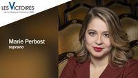 Marie Perbost, révélation des Victoires de la musique classique 2020