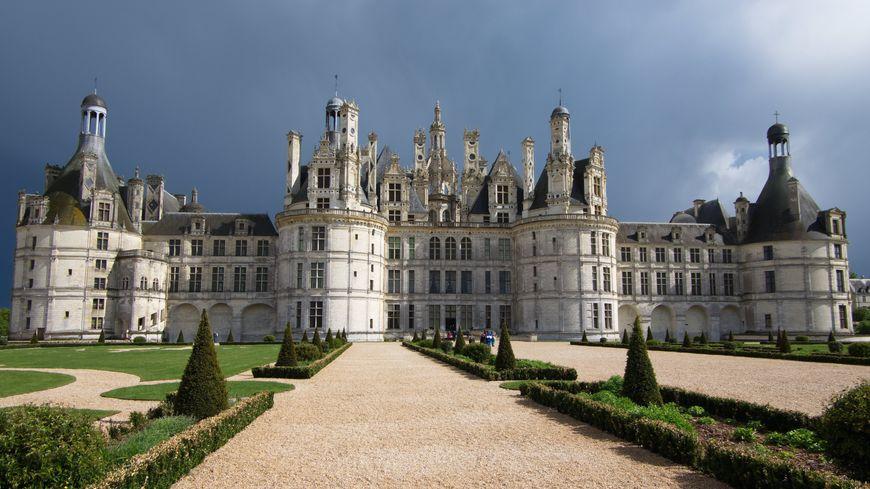 La fréquentation du château de Chambord a augmenté de 11,1% par rapport à l'année précédente.