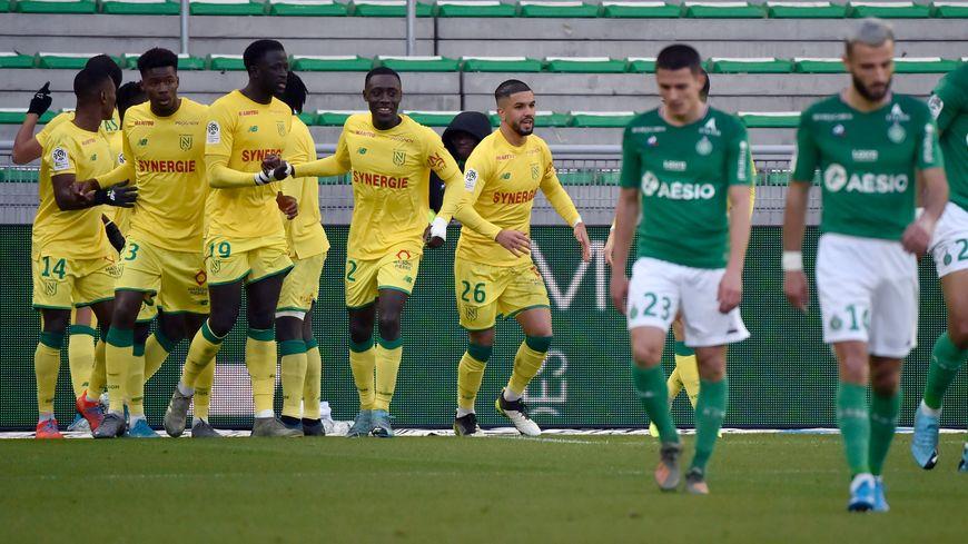Ce dimanche face à Saint-Etienne, le FC Nantes a mis fin à une série de 19 ans sans la moindre victoire dans le Forez en championnat.
