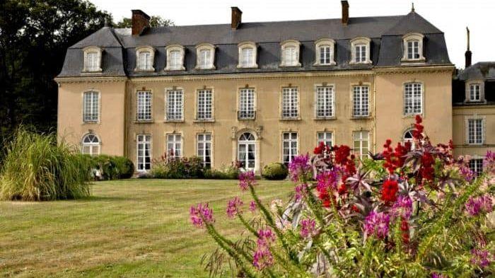 Le Château de la Groirie