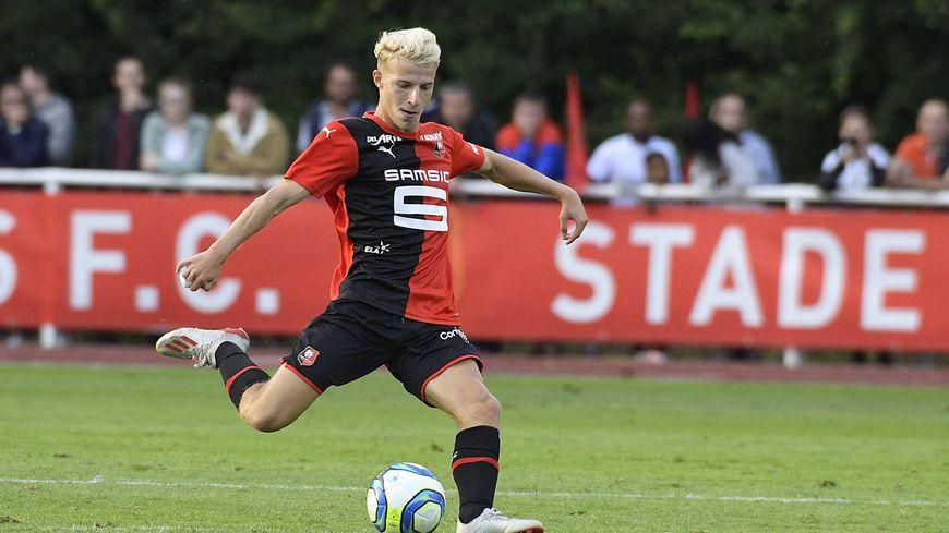 Alexis Trouillet n'a jamais joué en Ligue 1 sous le maillot du Stade Rennais
