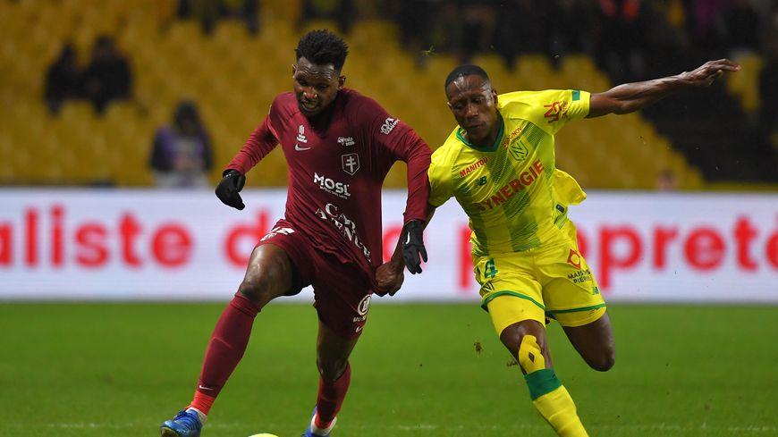 FC Nantes : les Canaris doivent se contenter d'un triste nul face à Metz au terme d'un match sans relief