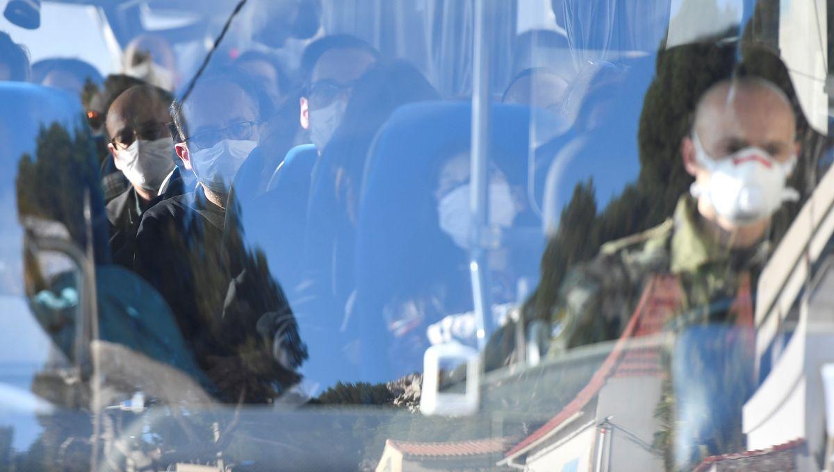 Epidémie de coronavirus: une réunion interministérielle prévue à Matignon dans l'après-midi
