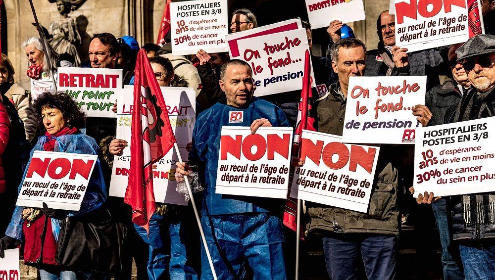 Retraites : les opposants à la réforme à nouveau dans la rue ce jeudi