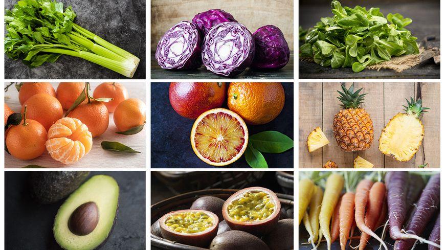 Quels fruits et légumes de saison à consommer en février
