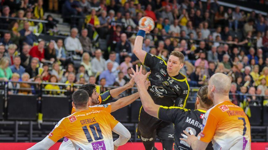 Handball : la rechute de Chambéry à Tremblay