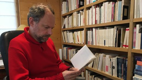 """Nuit Victor Hugo 1/2 (1/9) : Denis Podalydès :"""" Victor Hugo a toujours été là comme un ciel, comme un élément qui fait partie de la nature elle-même"""""""