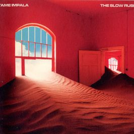 """Pochette de l'album """"The slow rush"""" par Tame Impala"""