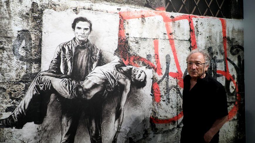 Ernest Pignon-Ernest annonce une nouvelle exposition à Avignon