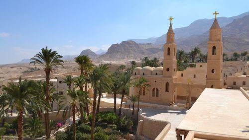 Histoire des Patriarches coptes d'Alexandrie, avec Perrine Pilette