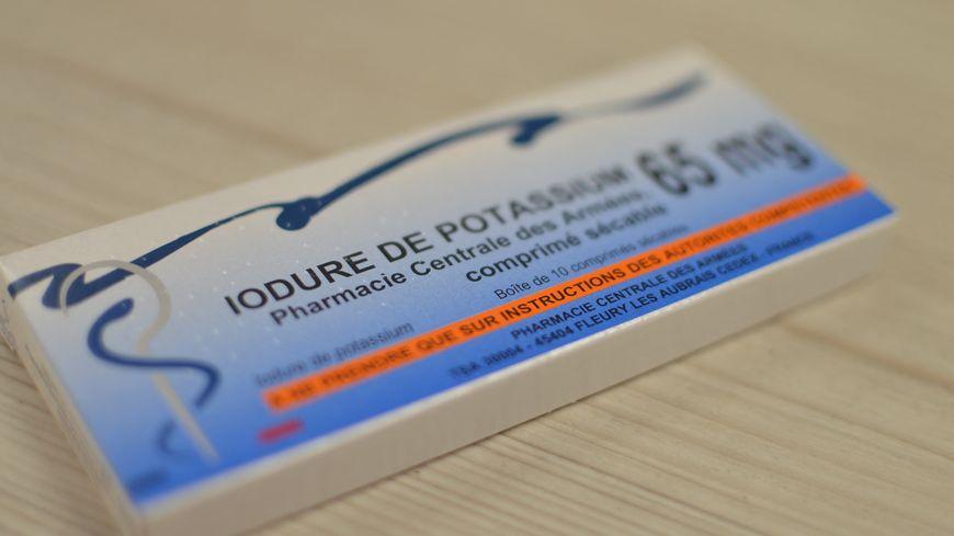 Les comprimés d'iode distribués gratuitement en pharmacies sont destinés à protéger la thyroïde en cas de rejet radioactif.