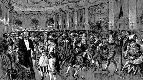 Le bal des folles de la Salpêtrière (1/2) : Le corps exhibé
